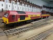 Hornby R3399 EWS Freight Pack LIMITED EDITION